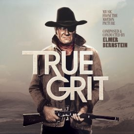 True Grit CD - Motion Picture Soundtrack